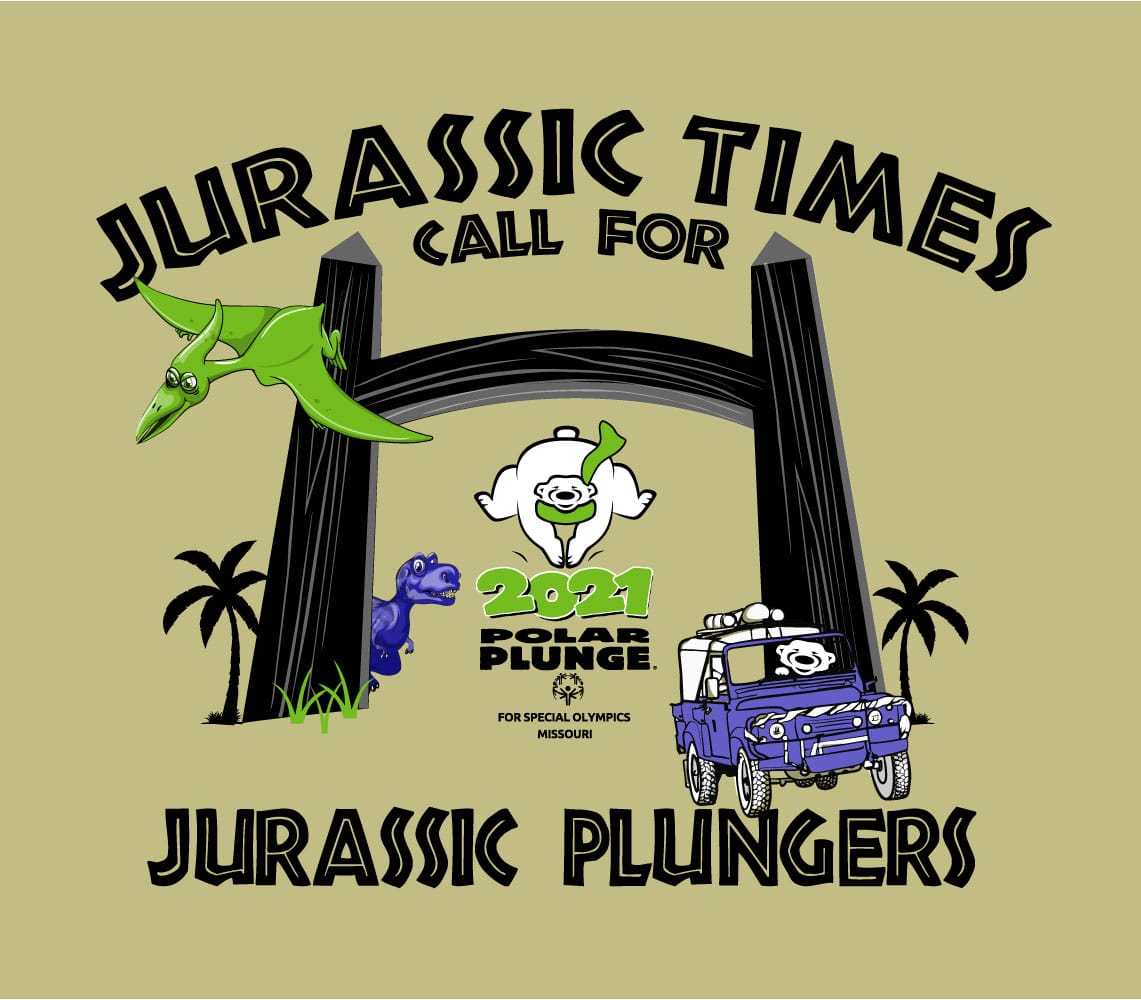 2021 Polar Plunge logo