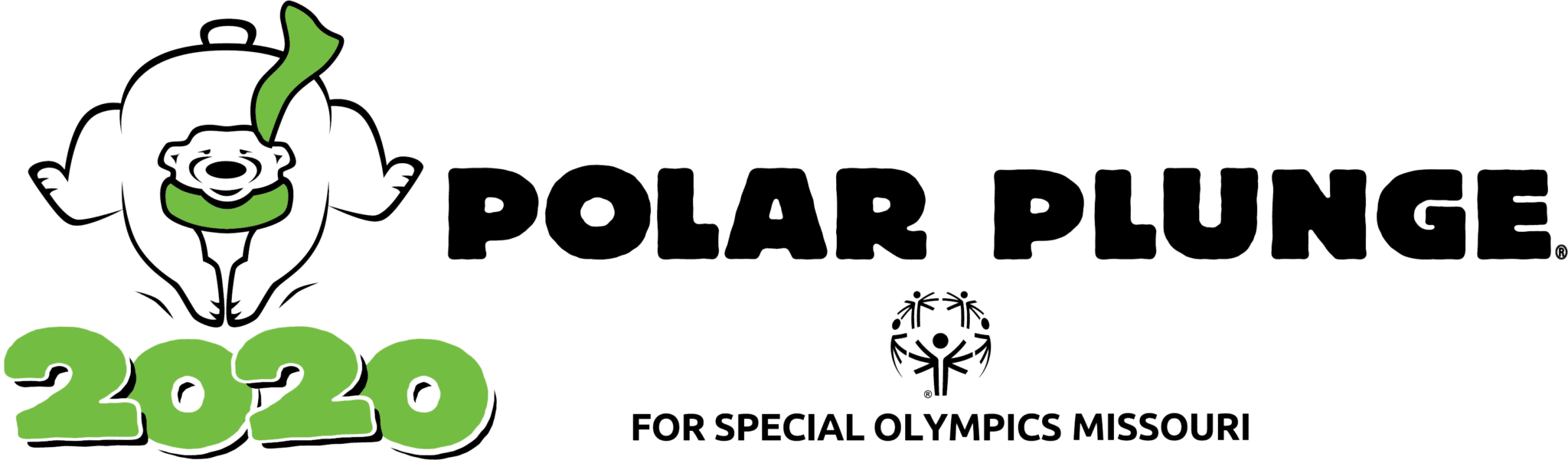 2021 Polar Plunge Logo (Horizontal)