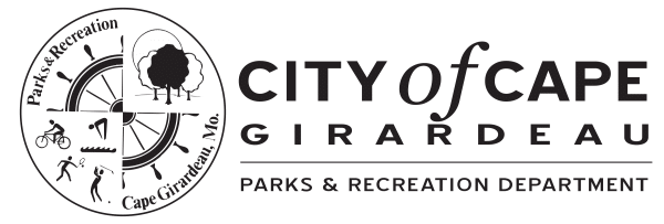 City of Cape Girardeau Parks & Recreation logo
