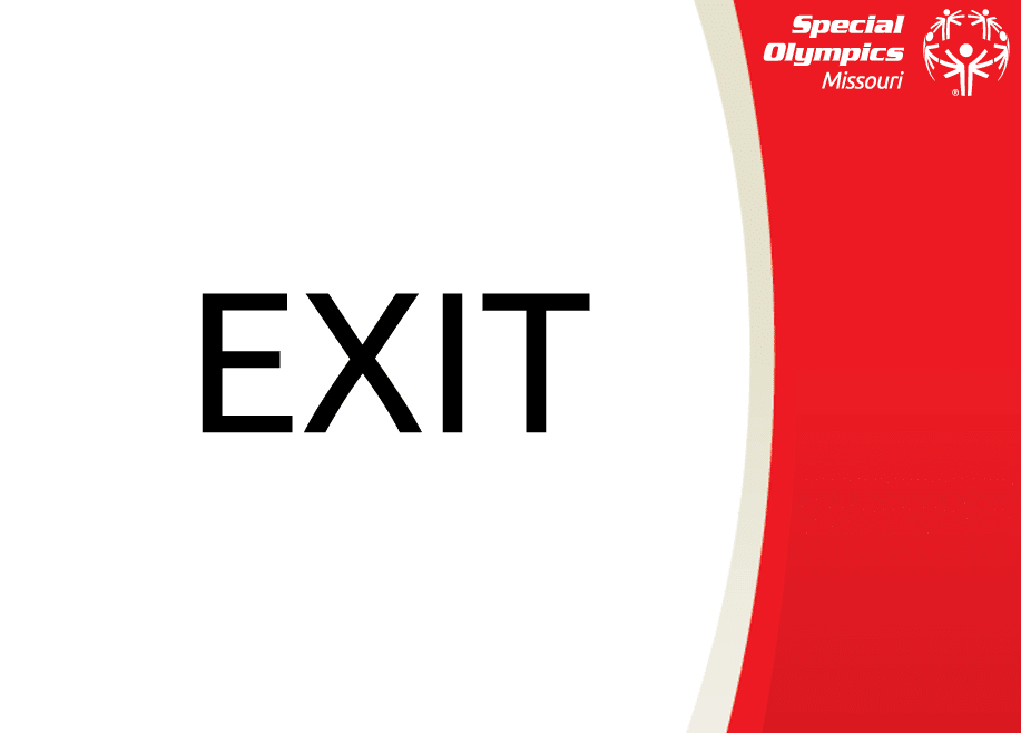 COVID Signs - Exit