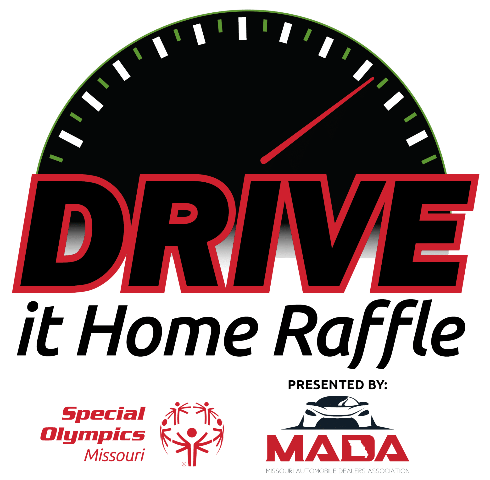 Drive It Home Raffle Logo