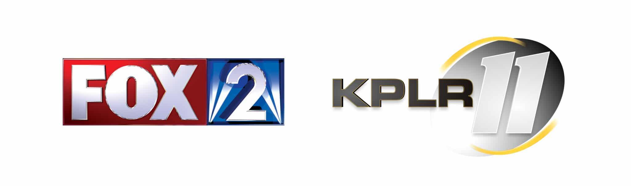 FOX 2 KPLR 11 TV COLOR logo