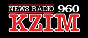 KZIM News Radio 960 logo
