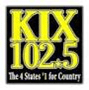 Kix 102.5 Radio logo