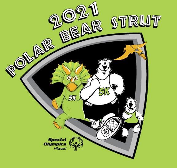 2021 Polar Bear Strut logo