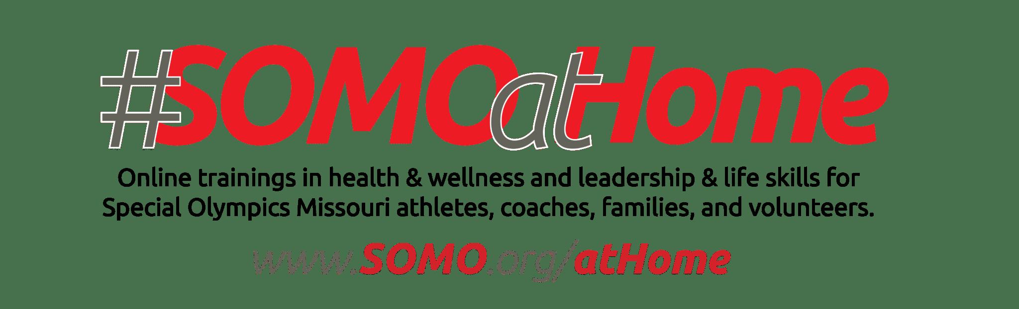 #SOMOatHome Logo