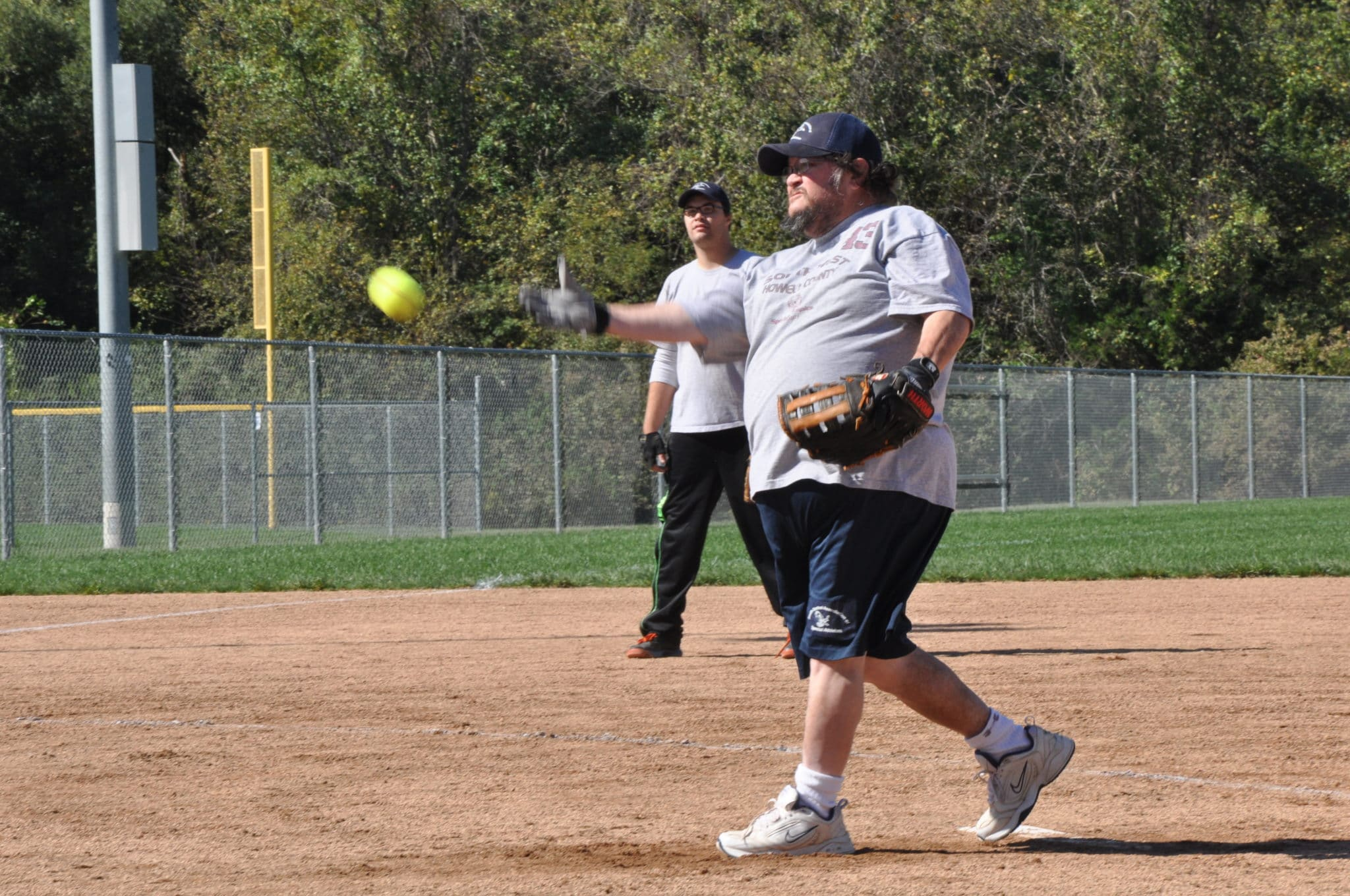 Dicky Pitching 2