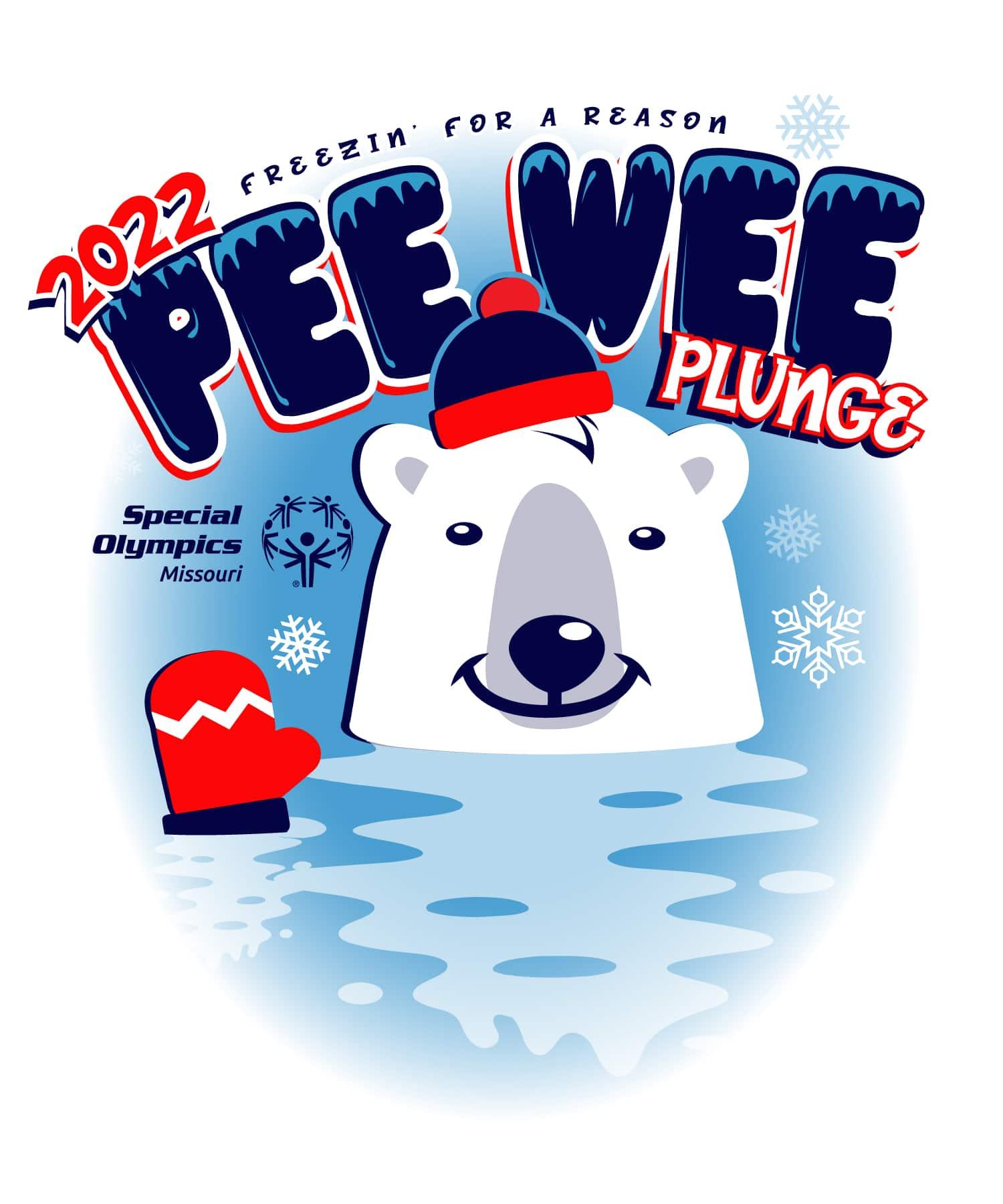 2022 Pee Wee Plunge logo