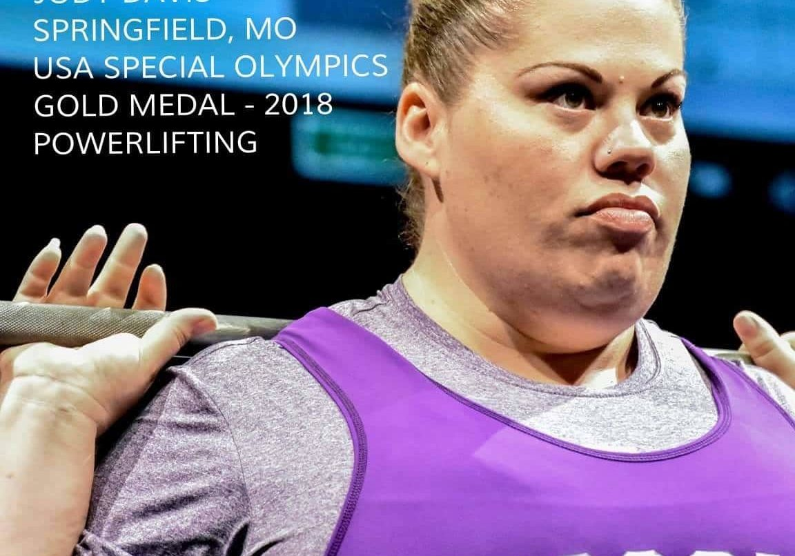 Jody Davis Powerlifting